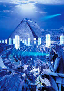 ArenePyramid dans Channeling