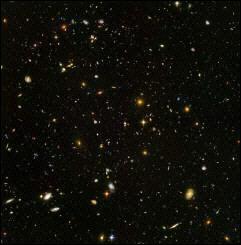 l' énigme de la Matière SOMBRE HubbleGalaxies