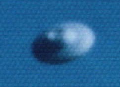 UFO Photograph : Floridad, Uruguay  - July 11, 1971, 3.30 PM