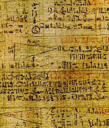 La théorie du Savoir absolu contenu dans Pi PapyrusRhind